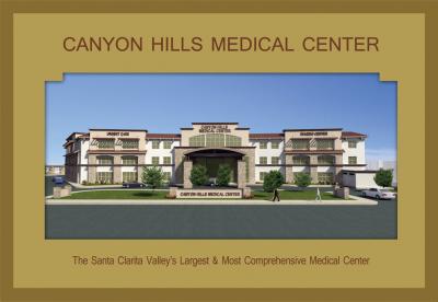 Canyoun Hills Medical bro